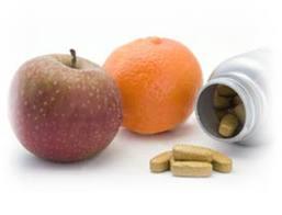 Бады и фрукты