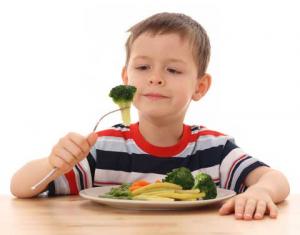 Как правильно питаться школьнику