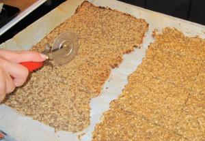 Печем хлебцы