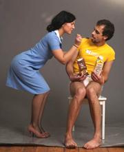 похудеть мужу