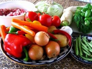 Польза и вред овощей и фруктов