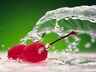 водный режим летом и фрукты