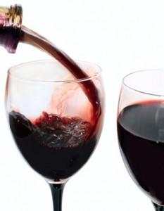 Похудение и алкоголь: вино