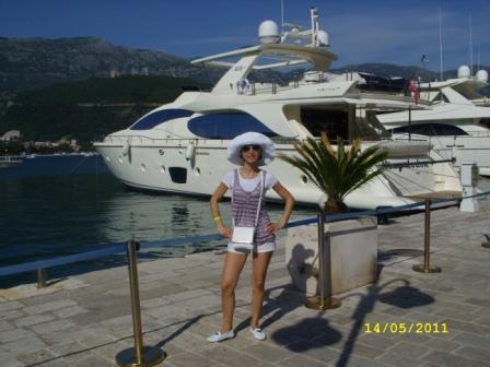 Я в Черногории